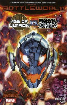 Age of Ultron vs. Marvel Zombies TPB (2015 Marvel) Secret Wars: Battleworld 1-1ST