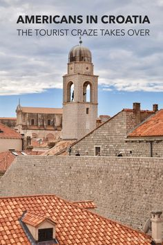 Americans in Croatia: The Tourist Craze Takes Over // Brittany from Boston