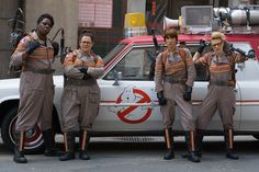 Richard Roper's Chicago Sun-Times review of Ghostbusters (2016)