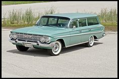 1961 Chevrolet Station Wagon