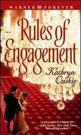 Rules of Engagement by USA Today bestselling author Kathryn Caskie |