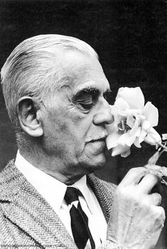 Boris Karloff - The real Boris Karloff personality...he was a gentle man and very well liked.