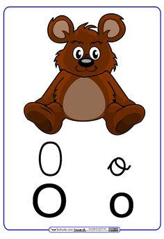 Actividades para Educación Infantil: Carteles de las vocales