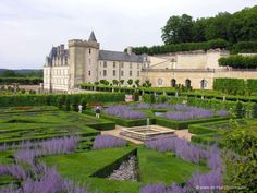 gardens and castles of villandry | Home Galleries Castles and palaces Castles of the Loire valley Castle ...