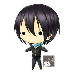 Noragami keybies - Yato
