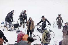 WINTER TWEED RUN – HELSINKI 2012
