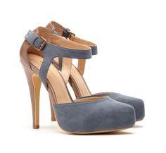 Sasha Ankle Strap Platform by Sole Society.