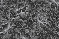The 28 best floral print black white images on pinterest 026 floral print black white wallpaper uk black wallpaper floral wallpapers mightylinksfo