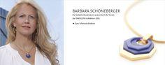 BARBARA SCHÖNEBERGER  Die beliebte Moderatorin präsentiert die Trends der ENERGETIX Kollektion 2016.  > Zum Schmuck-Erlebnis