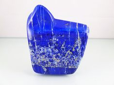 Royal Blue Lapis Lazuli Freeform Badakhshan-Afghanistan