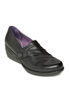 Dansko Black Aimee Wedge