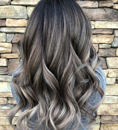 Like 150 times, 5 comments - Jasmine Prado ( . Ash Hair, Ombré Hair, Hair Day, Hair Color And Cut, Permanent Hair Color, Balayage Hair, Haircolor, Hair Highlights, Hair Looks