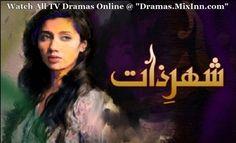 Watch Shehr e Zaat by Hum Tv Pakistani Drama Online Episode 1 - 29 Jun 2012 ~ Pakistani TV Channel Dramas