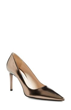 Prada Pointy Toe Pump (Women) available at #Nordstrom