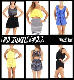 Ladies.. check out our party range!