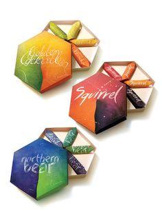 Fresh & Creative Candy Packaging