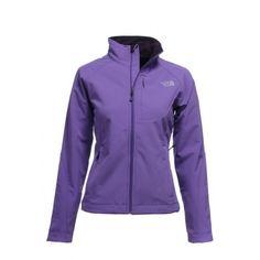 The North Face Women's Apex Bionic Jacket Purple