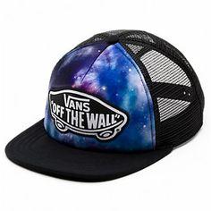 c7a23e38f1e Galaxy Beach Girl Trucker Hat Hat Shop