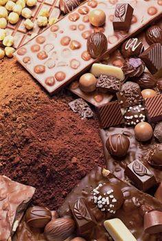Fiera del Cioccolato Artigianale a Firenze (Chocolate Festival in Florence)