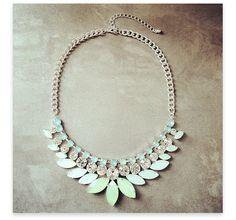 Instagram favourites by Bijou Brigitte - statement necklace