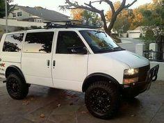 Can I get a parts list for this? Lifted Van, Chevy Astro Van, Chevrolet Van, Gmc Vans, Gmc Safari, Chevy Express, Airstream Campers, 4x4 Van, Vanz