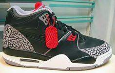 0f93e93d167e Black Cement Nike Air Flight 89 Air Jordan III