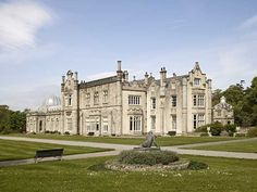 """Killruddery House - Bray, Ireland / location of the movie """"Far and Away"""" with Tom Cruise. The picture is not as good as the real thing though. The grounds are beautiful..."""