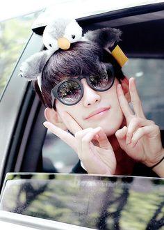 TOO cute!! Junior <3