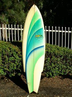 stinger surfboards | Surfboard Airbrush Designs