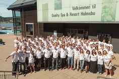 The Cxense Team, Holmsbu, Norway, June 1014 Resort Spa, Norway, Highlights, June, Fashion, Moda, Fashion Styles, Luminizer, Hair Highlights