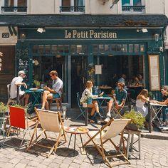 New exterior restaurant design paris france 44 Ideas Cafe Exterior, Restaurant Exterior, Cafe Restaurant, Cafe Nyc, Restaurant Design, Cafeteria Paris, Paris Coffee Shop, Velo Paris, France Cafe