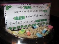 """CST Reading- """"Lucky Charms"""""""