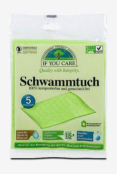 Vintage If you care kompostierbare Schwammt cher T cher Schw mme u B rsten im dm Online