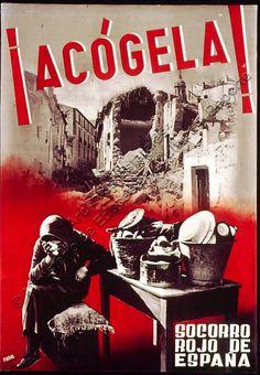 Como uno de los grandes conflictos bélicos, la Guerra Civil española constituye un hito propagandístico como antecesora de la Segunda Guerra Mundial.