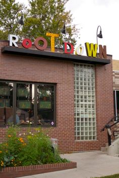 Root Down in Denver in Highland and at Denver Airport