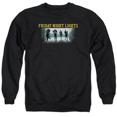 """Checkout our #LicensedGear products FREE SHIPPING + 10% OFF Coupon Code """"Official"""" Friday Night Lights / Game Time - Adult Crewneck Sweatshirt - Friday Night Lights / Game Time - Adult Crewneck Sweatshirt - Price: $39.99. Buy now at https://officiallylicensedgear.com/friday-night-lights-game-time-adult-crewneck-sweatshirt"""