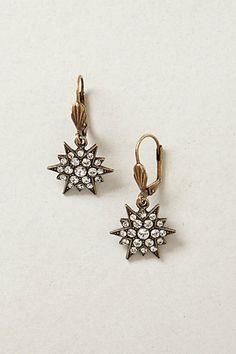 Cosmic Star Drop Earrings - superb