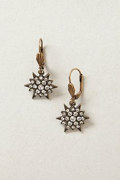 Cosmic Star Drops   #anthropologie #anthrofave