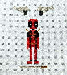 Deadpool! I have to make this!!!