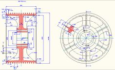 do any Auto CAD, Solid Works 2D,3D drawings by your choice by markgrow