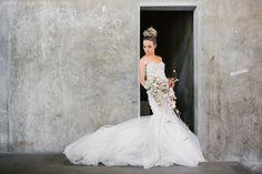 Fleur le Cordeur | Tasha Seccombe Photography | Kobus Dippenaar Atelier Mermaid Wedding, Wedding Dresses, Floral, Photography, Inspiration, Fashion, Atelier, Bride Dresses, Fotografie