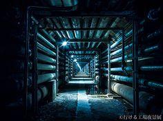 工場萌え悶絶?雄大かつ神秘的な「行ける工場夜景展」