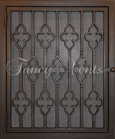 Visit the post for more.  sc 1 st  Pinterest & Repurposed door mat to cover and ugly wall vent - Debbiedoou0027s ... pezcame.com