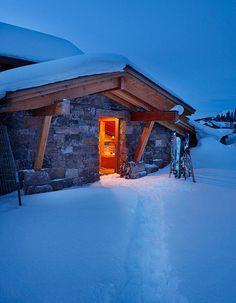 Gorgeous Montana retreat with timeless design