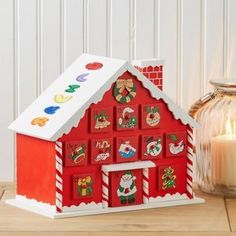 Pick a delightfully different advent calendar this Christmas to celebrate the coolest countdown of the year. Calendar Time, Traditional Fabric, Christmas Decorations, Holiday Decor, Christmas Items, Wow Products, Christmas Inspiration, Creative Business, The Ordinary