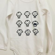 Baby grow made by New2World. See this Instagram photo by @new2world Baby Grows, Graphic Sweatshirt, T Shirt, Shirt Designs, Sweatshirts, Tees, Instagram Posts, Shopping, Clothes