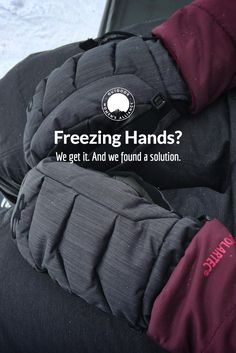 becd544625 Need a lower-profile winter glove to keep hands dry when active and warm  when
