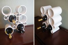 Better Than the Cellar: 25 Ways to Store Your Wine Collection via Brit + Co.