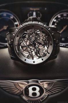 Badass Skeleton Watch