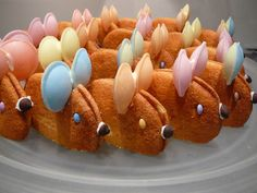 Een muis van eierkoek
